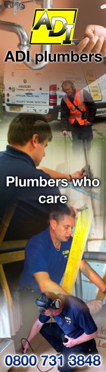 Plumbers - Leak Detection - Power Flushing Sidebar Image